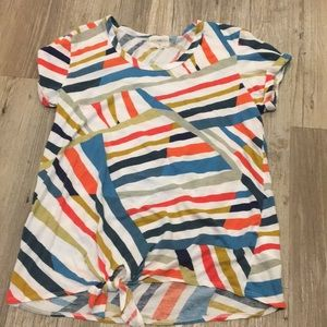 T.la Anthropologie top size small